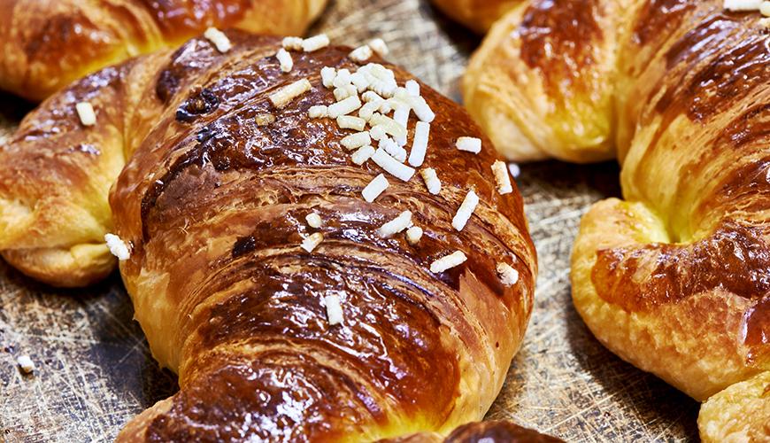 Croissants e Brioches