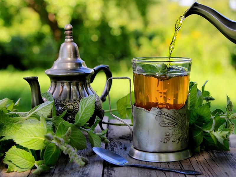 Origini del Tè