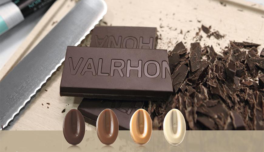 Cioccolato Valrhona