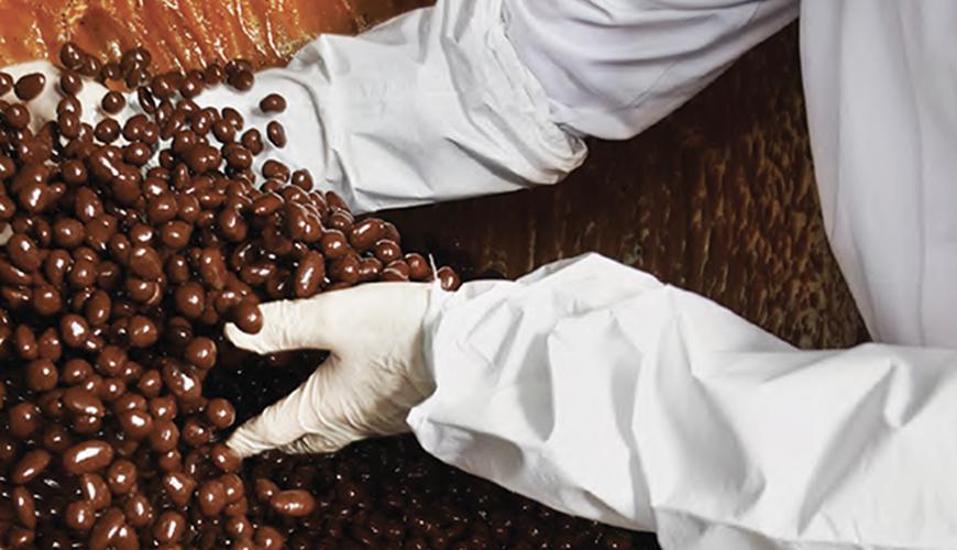 Lavorazione del Cacao Valrhona